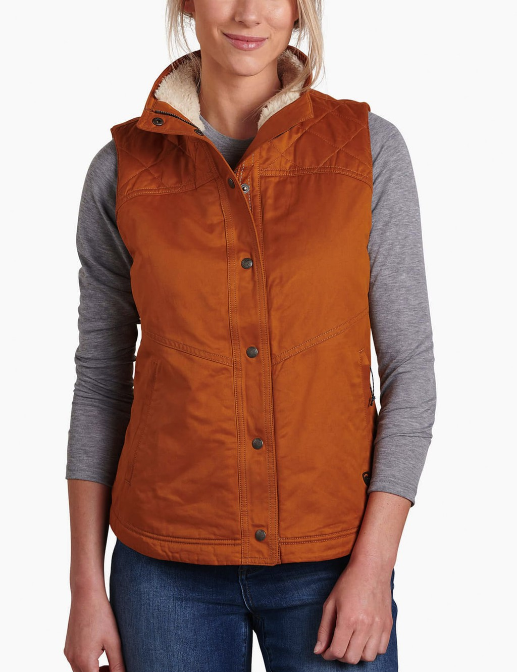 Shop Celeste Vest - KUHL Studio Photo Gifts for female travelers