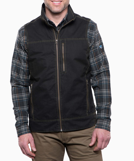 KÜHL Burr™ Vest in category Men's Outerwear / Burr™ Series