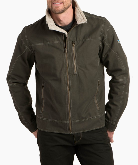 KÜHL Burr™ Jacket Lined in category Men's Outerwear / Burr™ Series