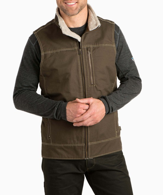 KÜHL Burr™ Vest Lined in category Men's Rugged Dad