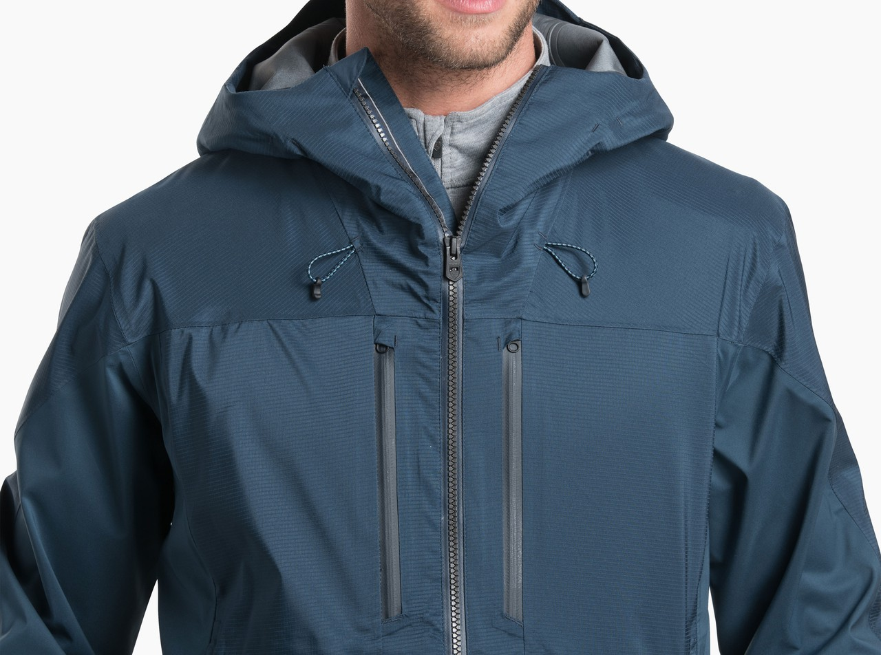 High performance, waterproof/breathable 3-Layer Shell