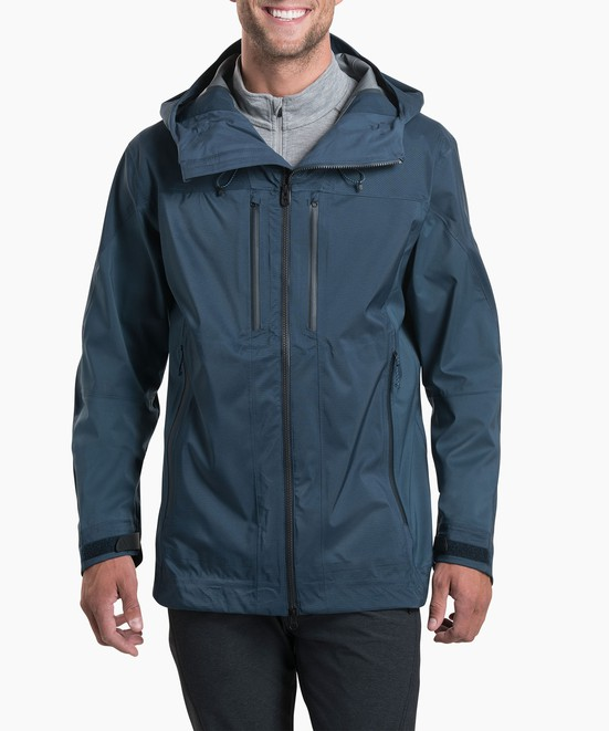 KÜHL Deflektr™ Hybrid Shell in category Men's Outerwear / Rain