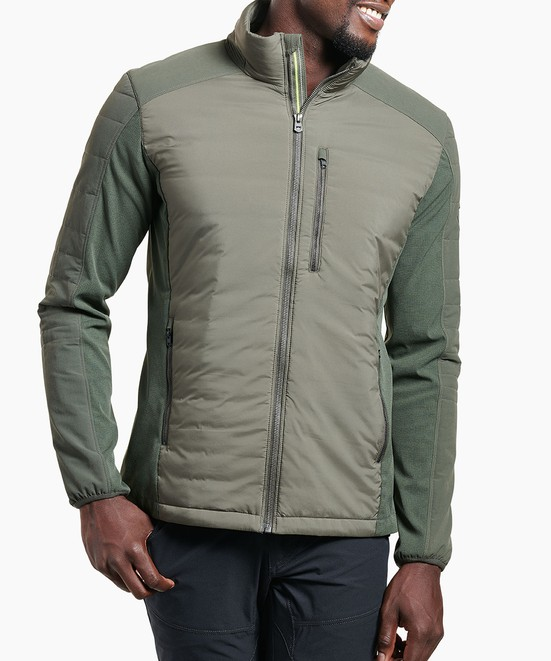 KÜHL M's Wildkard™ Hybrid Jacket in category Men's Outerwear
