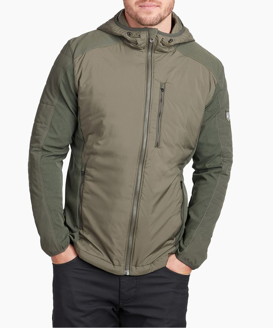 KÜHL M's Wildkard™ Hybrid Hoody in category Men's Outerwear
