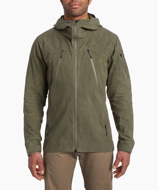 KÜHL M's Waxed MTN Jacket in category Men's Outerwear
