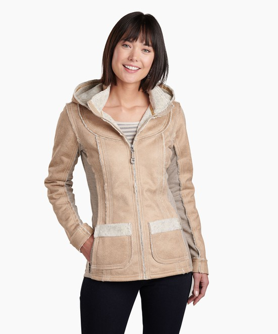KÜHL Dani Sherpa™ Jacket in category Women's Outerwear / Dani Sherpa™ Series