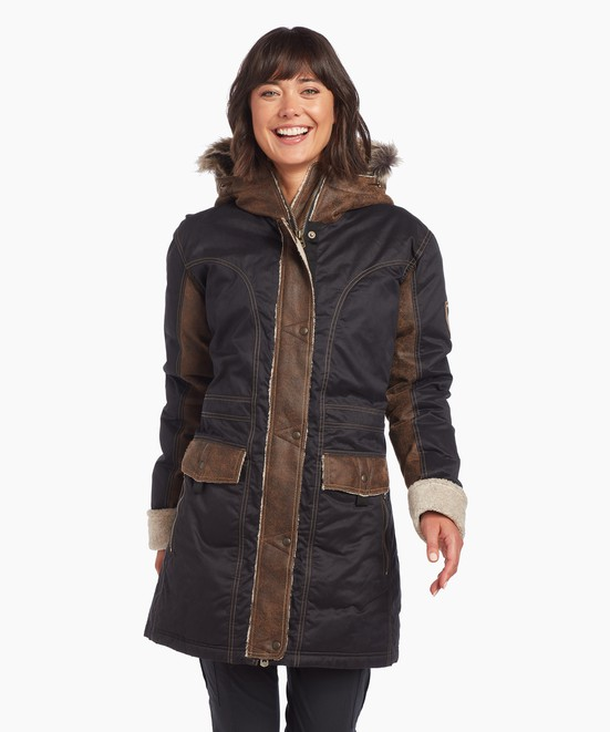 KÜHL Arktik™ Down Parka in category Women's Outerwear / Down