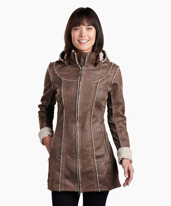 KÜHL Dani Sherpa™ Trench in category Women's Outerwear / Dani Sherpa™ Series