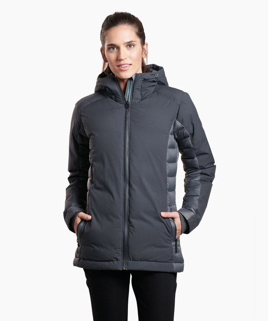 KÜHL Skyfire™ Down Parka in category Women's Outerwear / Down