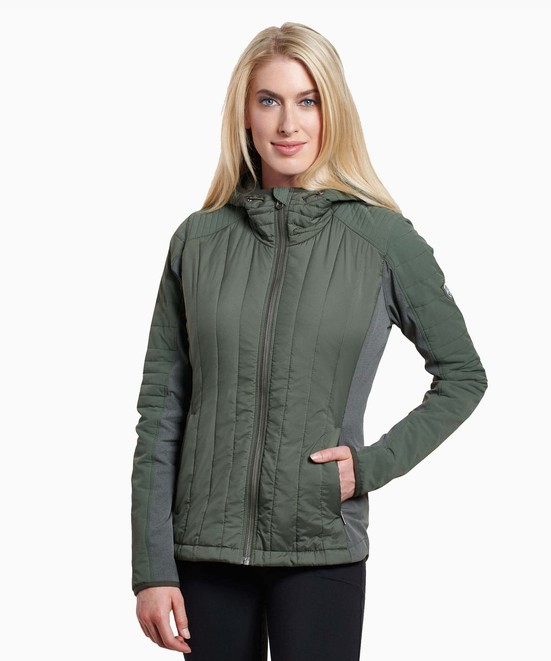 KÜHL W's Wildkard™ Hybrid Hoody in category Women's Adventure Styles