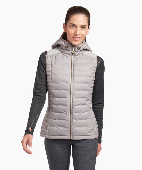 KÜHL W's Spyfire® Hooded Vest in category Women's Outerwear / Down