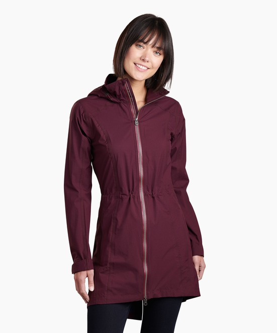 KÜHL W's Jetstream Trench in category Women's Adventure Styles