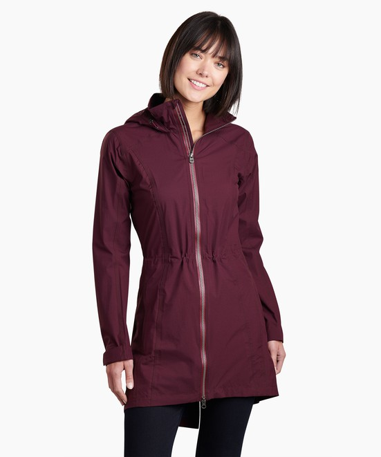 KÜHL W's Jetstream Trench in category Women's Best Sellers