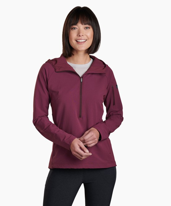 KÜHL W's Travrse Pullover in category Women's New Arrivals
