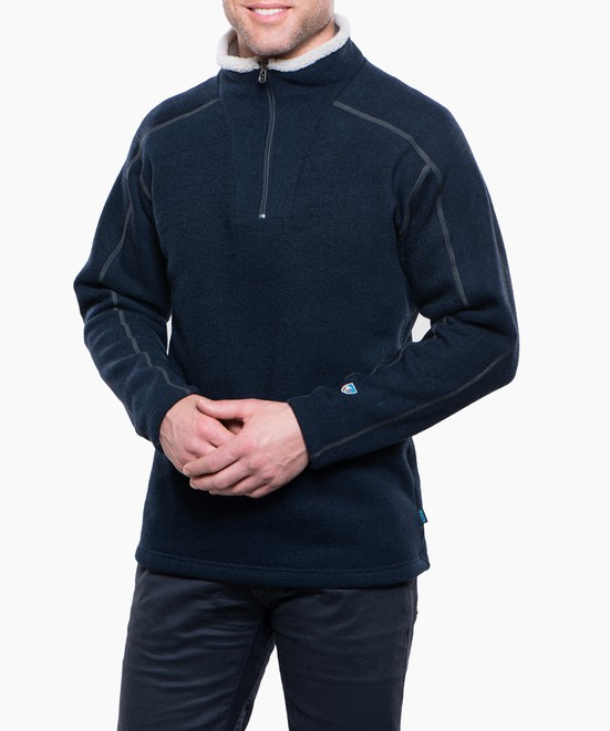 KÜHL Europa™ 1/4 Zip Sweater in category Men's Fleece / Quarter Zip Fleece