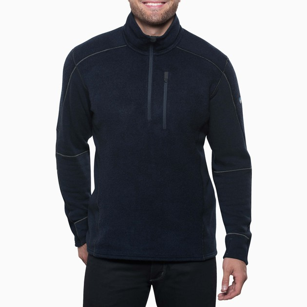 ebbcd01ae6a INTERCEPTR™ 1 4 ZIP in Men Fleece