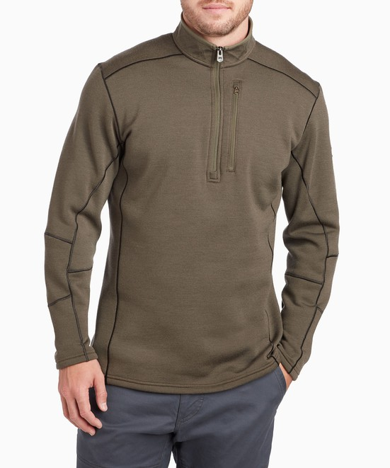 KÜHL Skyr™ 1/4 Zip in category Men's Fleece