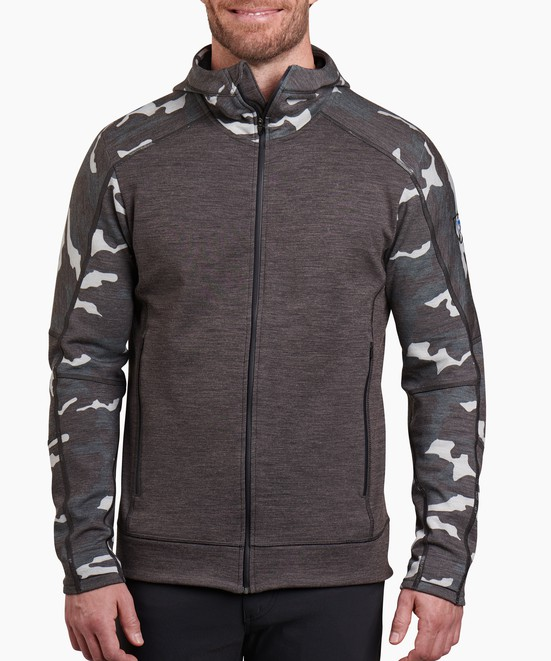 KÜHL M's Dynawool Skuba Hoody in category Men's Outerwear