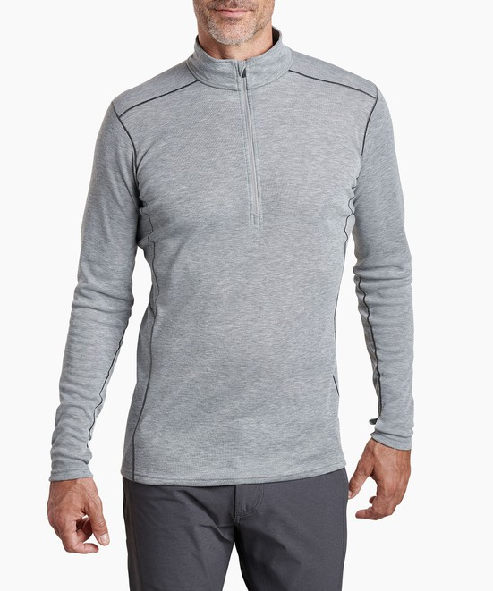 KÜHL M's Akkomplice Zip Neck in category Men's Baselayer