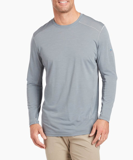 KÜHL M's Valiant LS in category Men's Baselayer