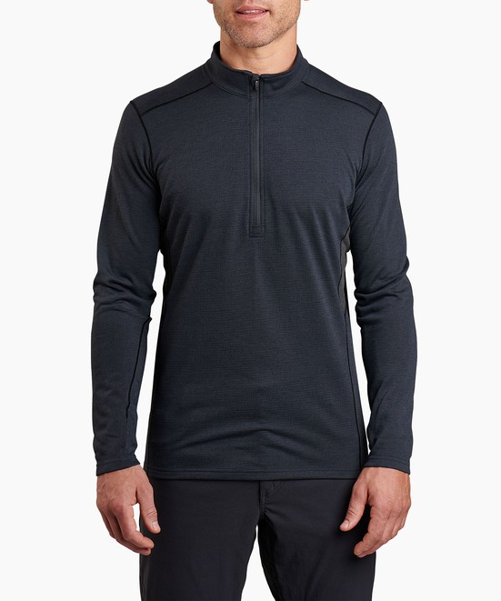 KÜHL M's Motiv Zip Neck in category Men's Baselayer