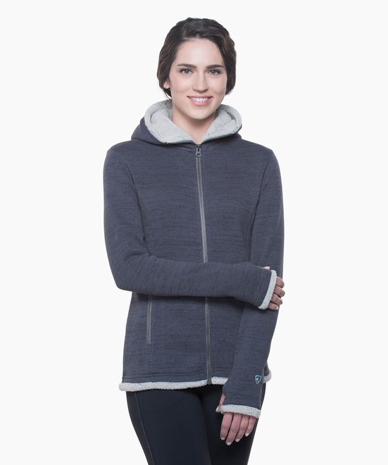 KÜHL Alska™ Hoody in category Women's Fleece / Technical Fleece