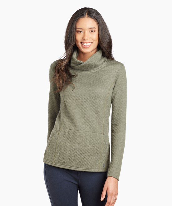 KÜHL Athena™ Pullover in category Women's Long Sleeve