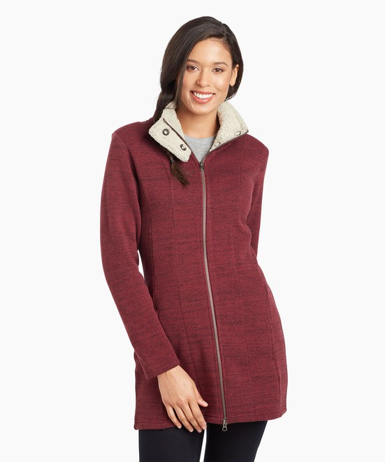 KÜHL ALSKA™ LONG  in category Women's Fleece / Technical Fleece