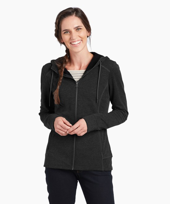 KÜHL W's Freethinkr Hoody in category Women's Long Sleeve