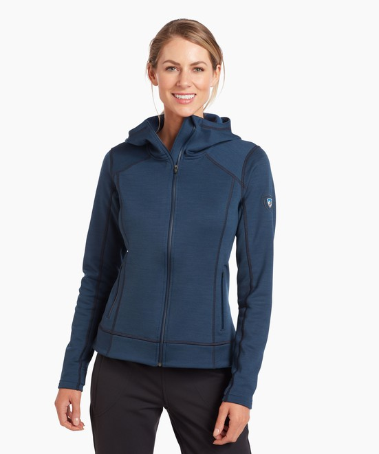 KÜHL W's Dynawool Skuba Hoody in category Women's Fleece