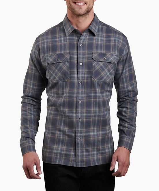 KÜHL Dillingr™ in category Men's Long Sleeve / Plaid