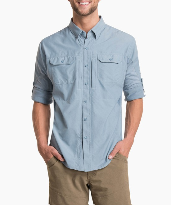 KÜHL Airspeed™ LS in category Men's UPF / Tops