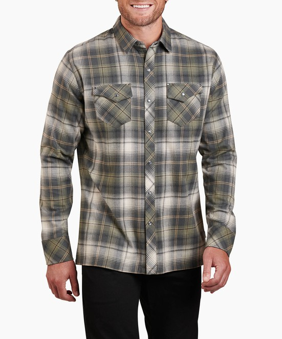 KÜHL Lowdown™ Shirt in category Men's Long Sleeve / Plaid