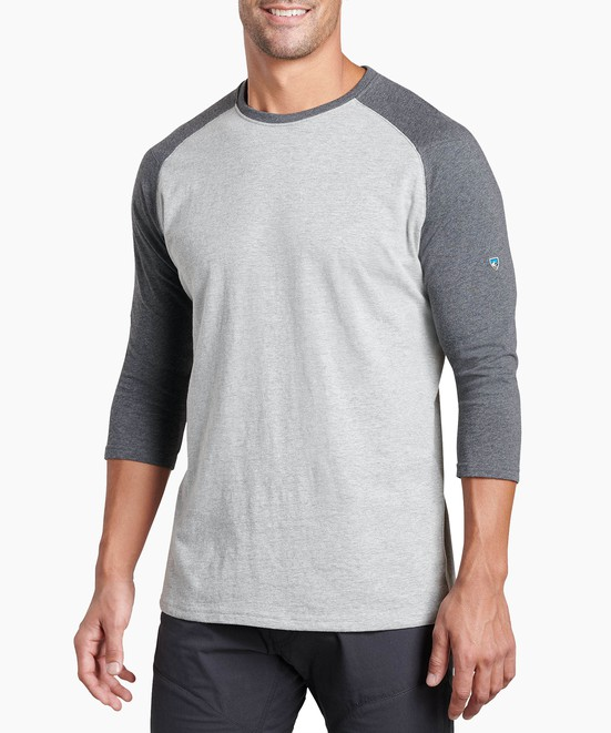 KÜHL Stir™ Baseball T in category Men's Long Sleeve