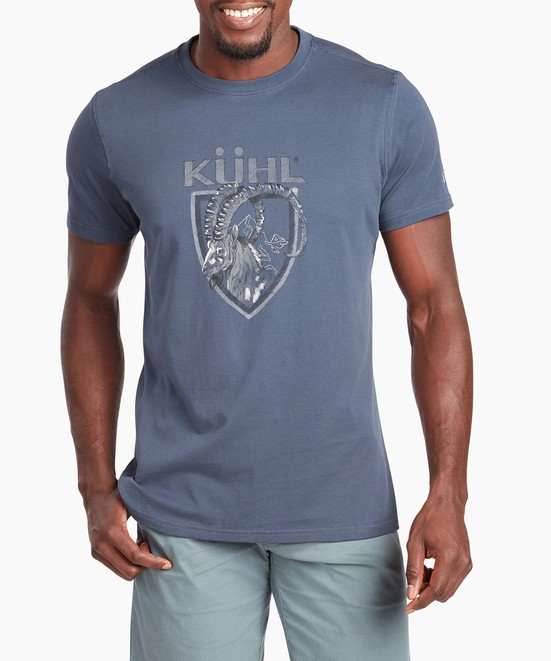 KÜHL Ibex Mountain Goat T in category Men's Short Sleeve / Staff Picks