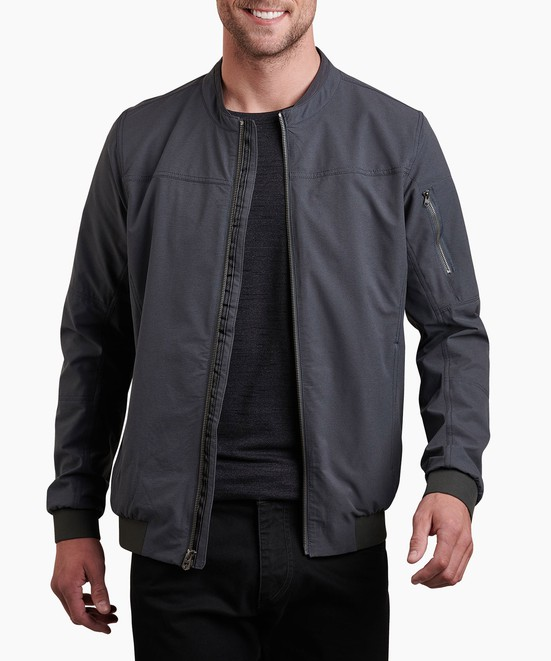 KÜHL Silencr Bomber in category Men's Outerwear