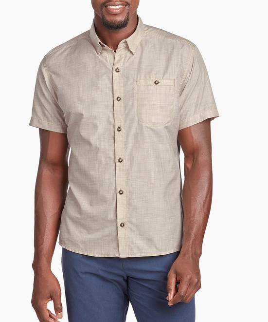 KÜHL Krossfire™ SS Tapered Fit in category Men's UPF / Tops