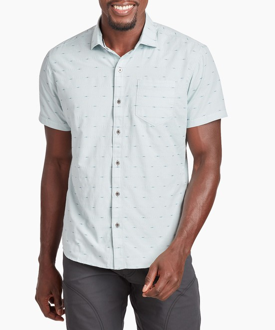 KÜHL Intrepid™ SS Tapered Fit in category Men's UPF / Tops