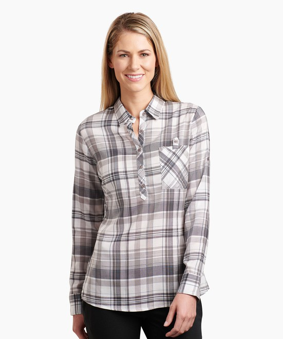 KÜHL Spektra™ Plaid in category Women's Long Sleeve