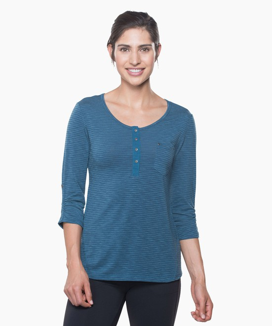 KÜHL Trista™ 3/4 Sleeve in category Women's Long Sleeve