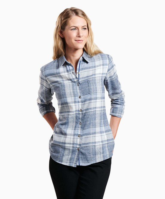 KÜHL Kamila Flannel in category Women's Long Sleeve