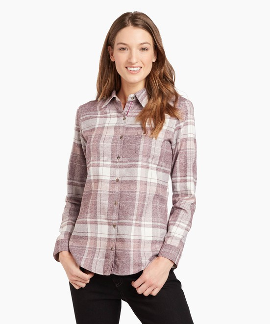 KÜHL Kamila Flannel in category Women's Adventure Styles