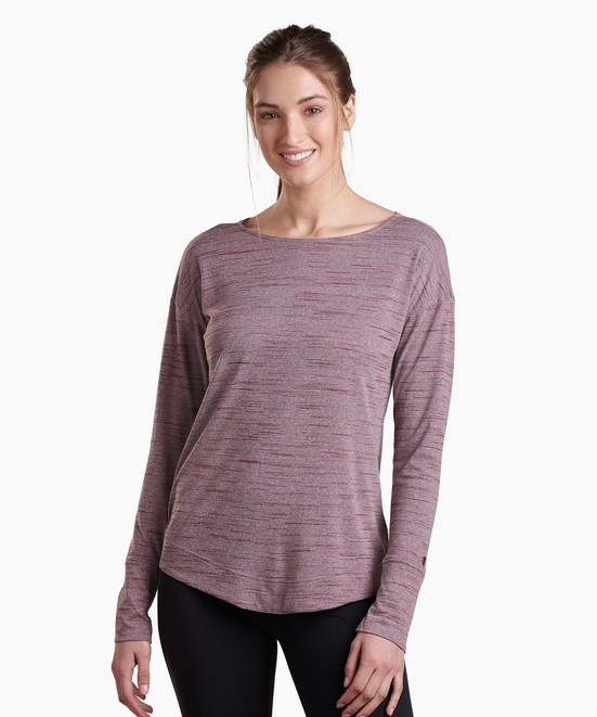 KÜHL Intent™ Krossback LS in category Women's Long Sleeve