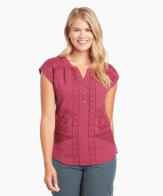 KÜHL Amelie SS in category Women's Short Sleeve