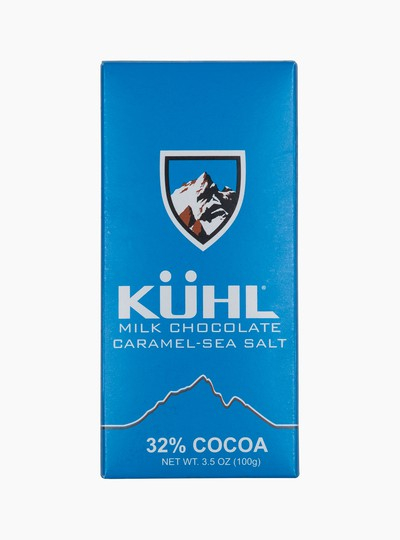 KÜHL KÜHL Caramel and Sea Salt Chocolate in category