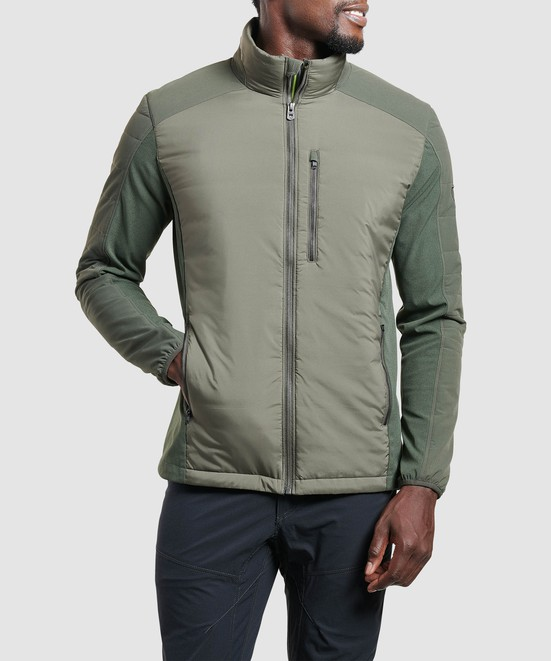 KÜHL M's Wildkard Hybrid Jacket in category Men Outerwear