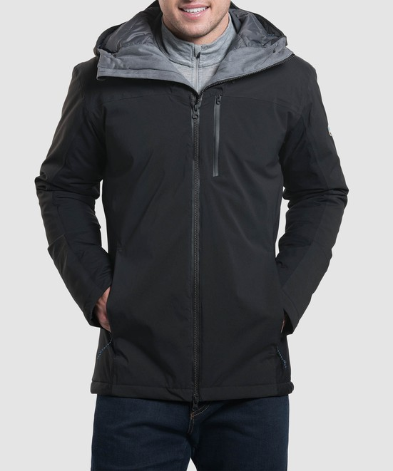 KÜHL M'S KOPENHAGEN INSULATED SHELL in category Men Outerwear