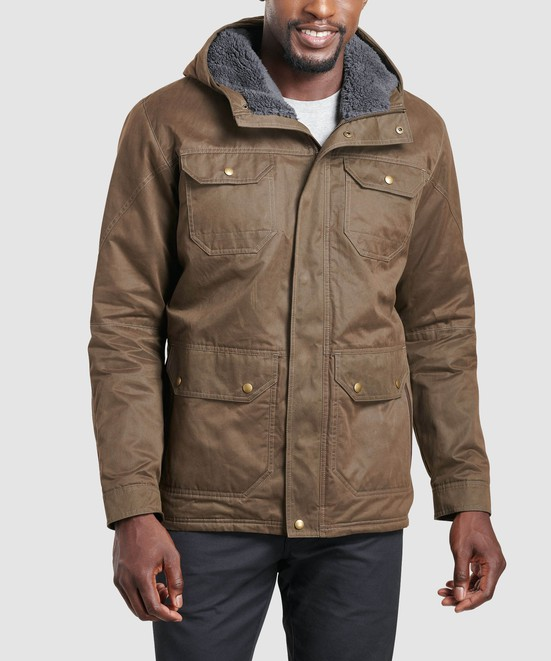 KÜHL M's Fleece Lined Kollusion in category Men Outerwear