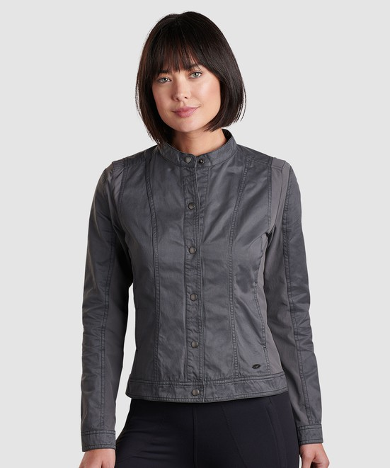 8cc0e8a2e52 KÜHL W s Luna Moto Jacket in category Women Outerwear ...