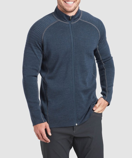KÜHL Swift Full Zip in category Men Merino Wool